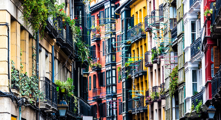 BILBAO OLD TOWN IS A MUST VISIT IN THE Basque Country