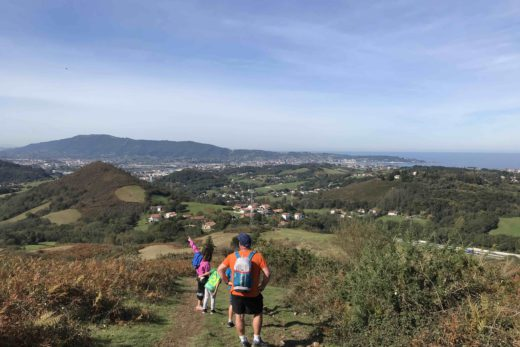 family tours in San Sebastian