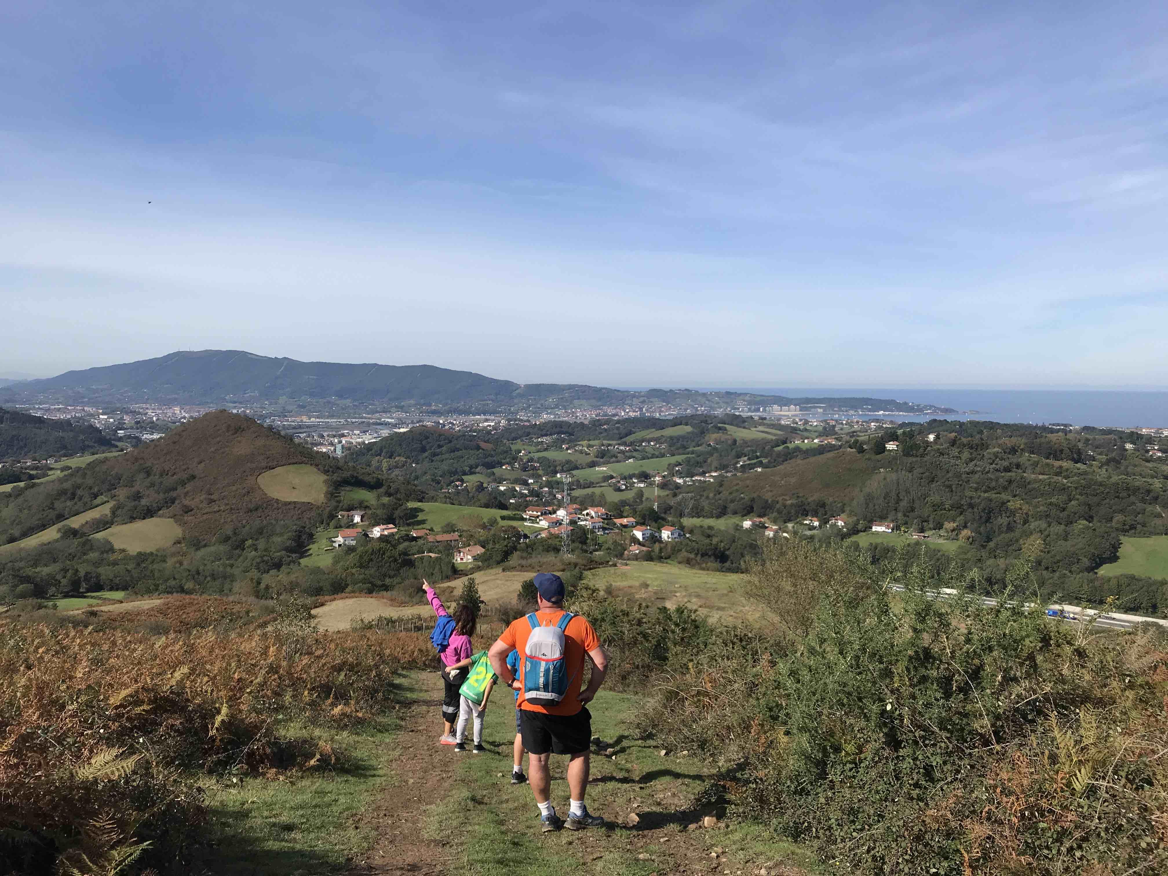 family tours in San Sebastian
