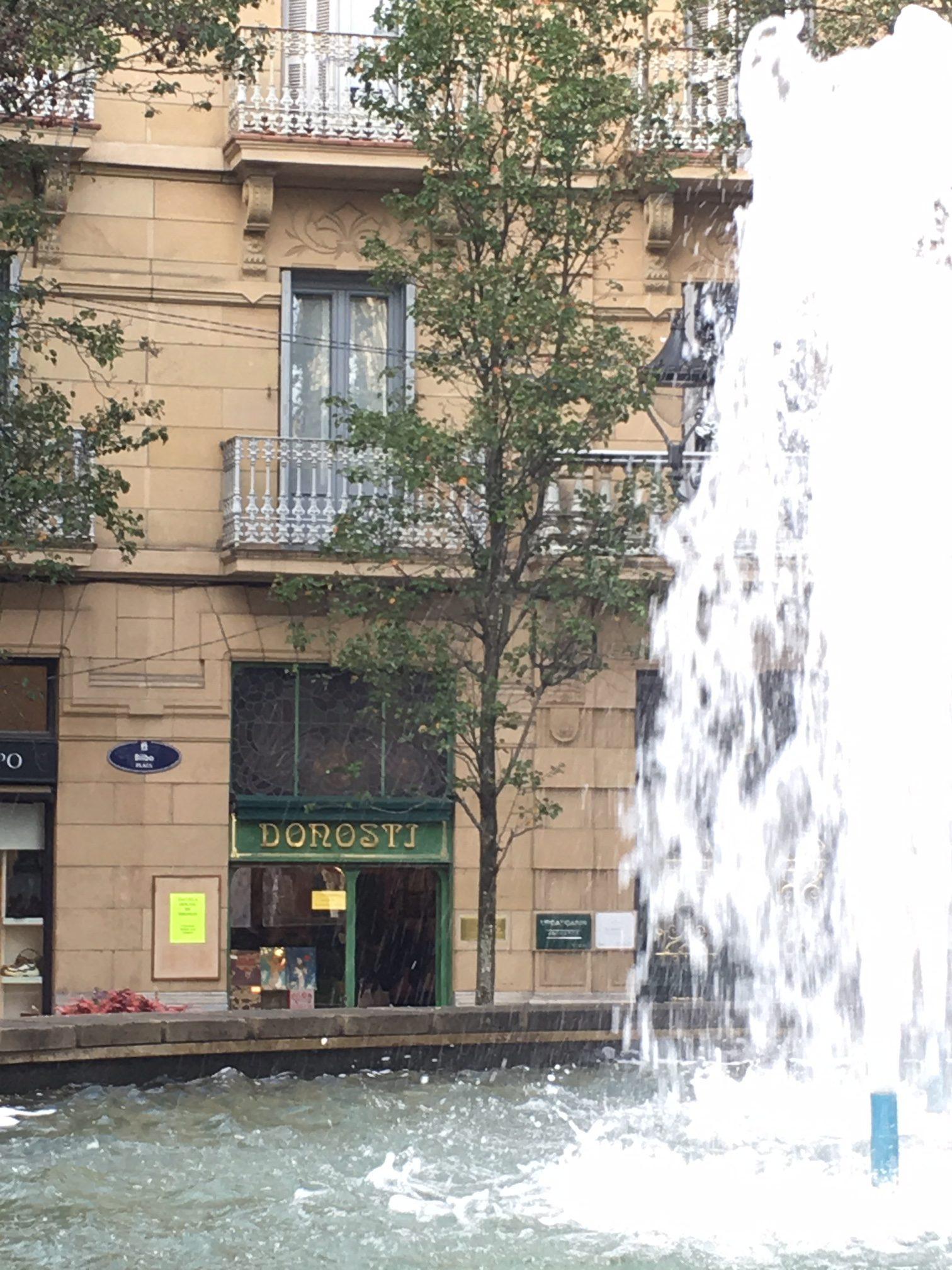 Donostia bookstore in San Sebastian