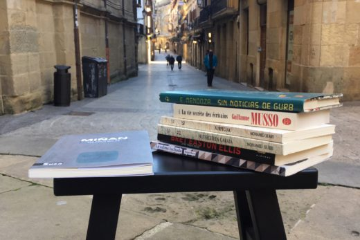 3 bookstores in San Sebastian worth a visit
