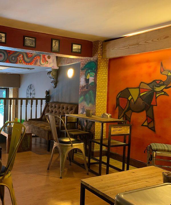 Alabama cafe, for healthy breakfast in San Sebastian