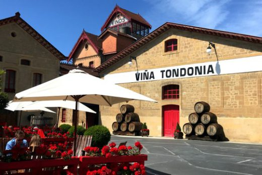 Viña Tondonia as one of the TOP traditional wineries in Rioja