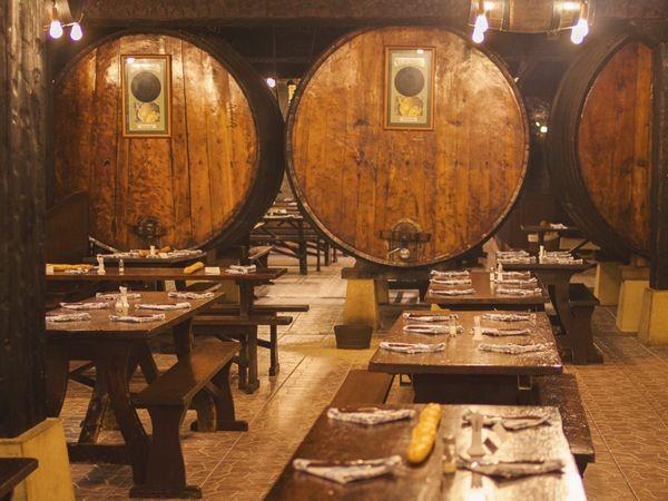 Basque Cider House