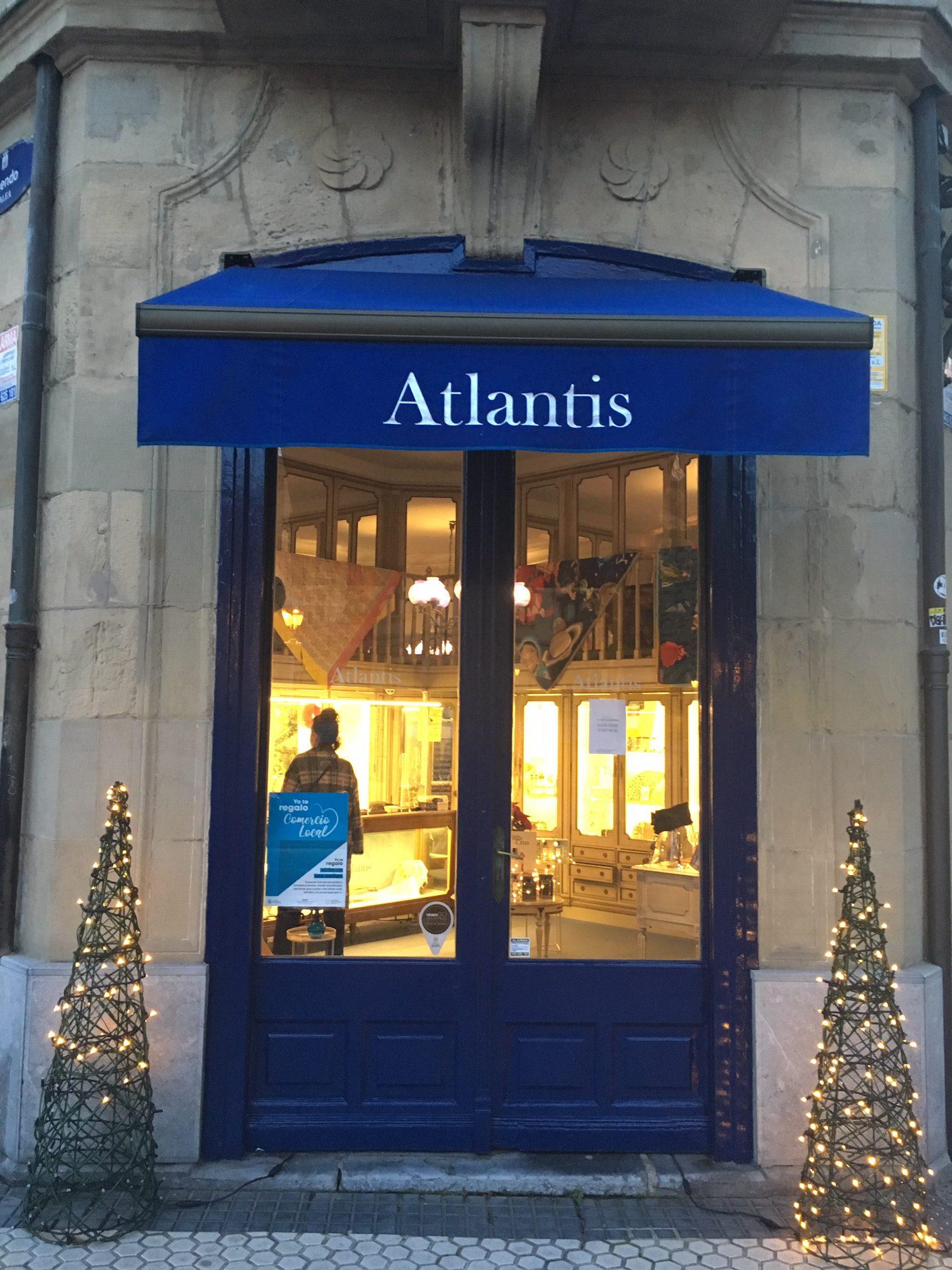 Atlantis store in San Sebastian