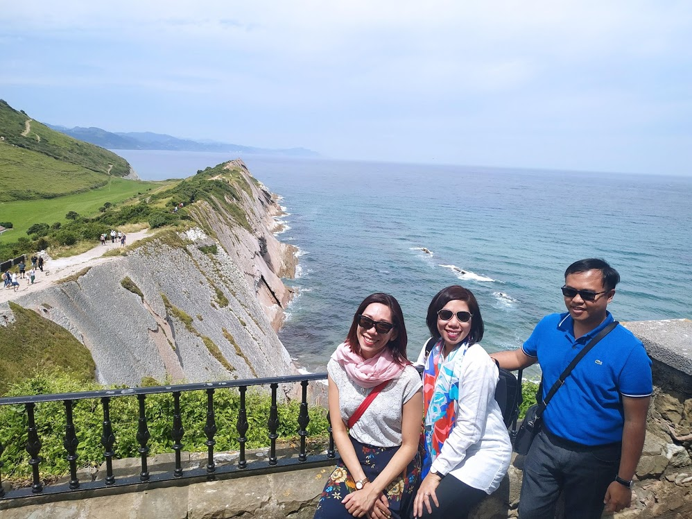 Zumaia and Getaría are very easy to reach and are one of the top 3 day trips from San Sebastian