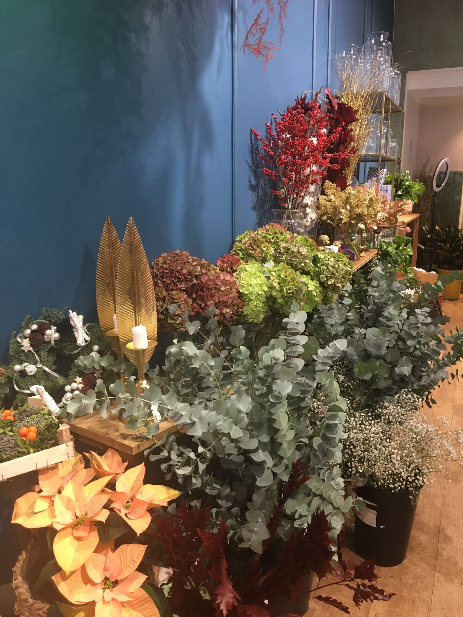 Flowers and Events in San Sebastian