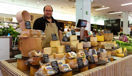 Best Cheese in San Sebastian