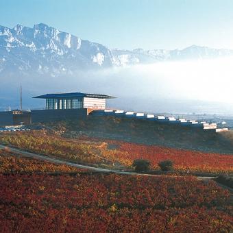 Baigorri winery in La Rioja