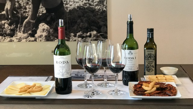 Top 3 modern wineries in Rioja Roda
