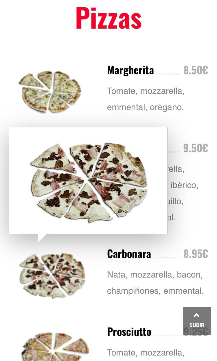 Vecchia Pizza in San Sebastian