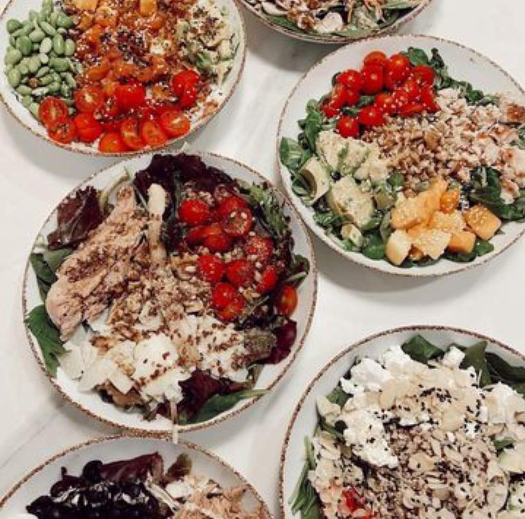 healthy food restaurants in San Sebastian