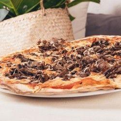 La Mina Pizza in San Sebastian