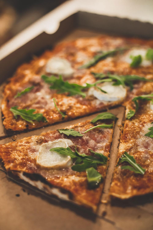 La Vecchia pizza in San Sebastian