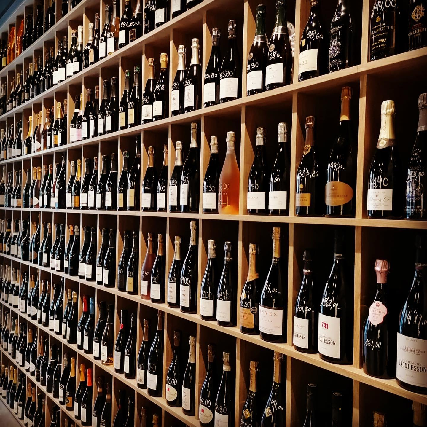 Curdelon's Chamapagne TOP selection